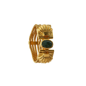 Augustine ring gold