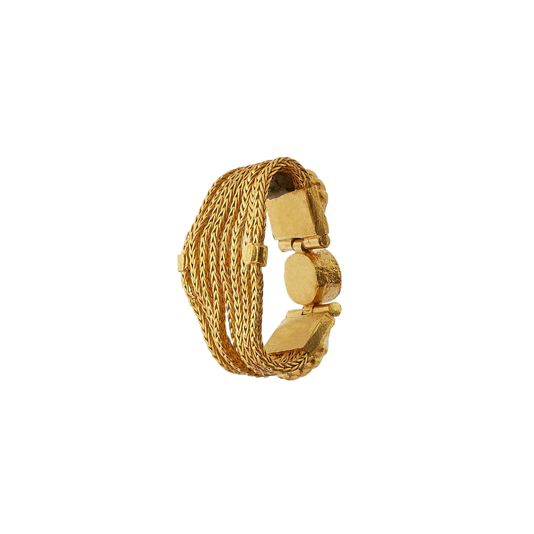 Augustine Ring - Gold