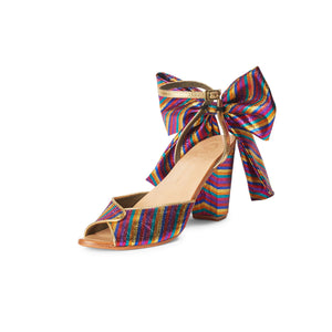 Rainbow Candy Heel