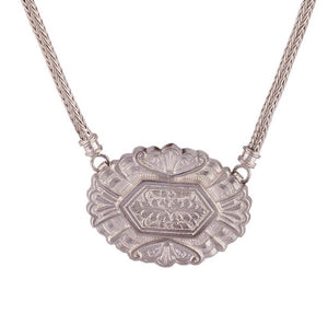Claudia Necklace Silver