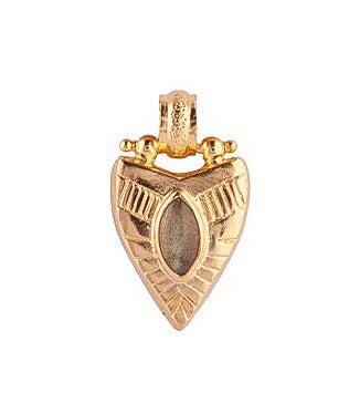 Dynasty Pendant Gold