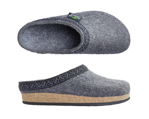 Stegmann House Clogs Grey