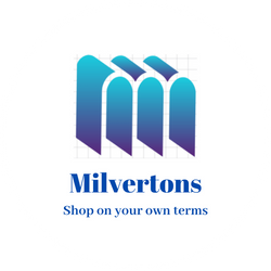 Shop on your own terms - Milvertons