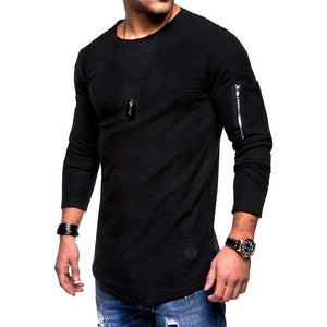 Men's Long Sleeve Shirt - GRC Laser - Milvertons