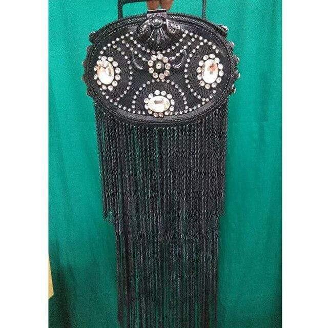 Simply Incredible Design Handmade Long Tassels Accessory - Milvertons