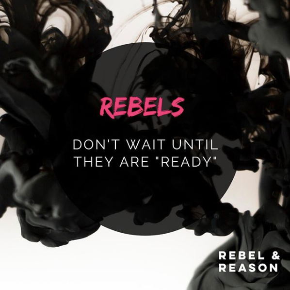 Rebel Rules #1: See What is Invisible to Others