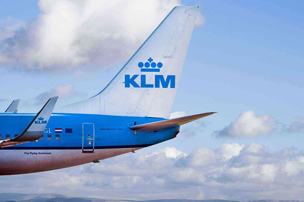 "KLM Royal Dutch Airlines Launches ""Fly Responsibly"" Program"
