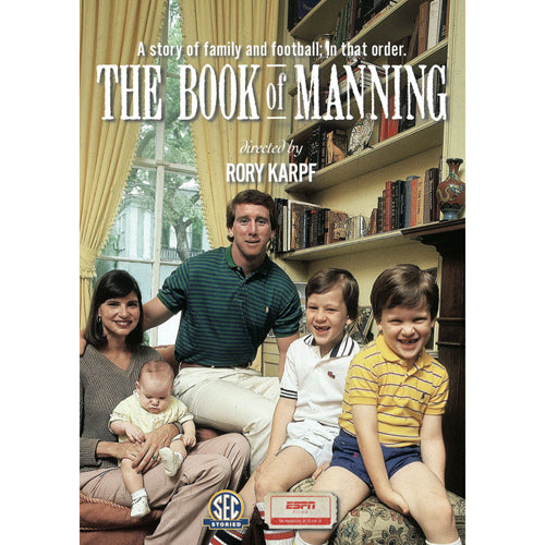 ESPN Films SEC Storied: The Book of Manning