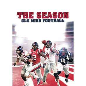 The Season: Ole Miss Football 2013 DVD