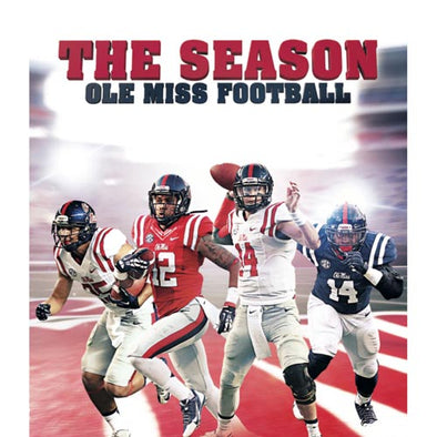The Season: Ole Miss Football 2013 Blu-Ray DVD