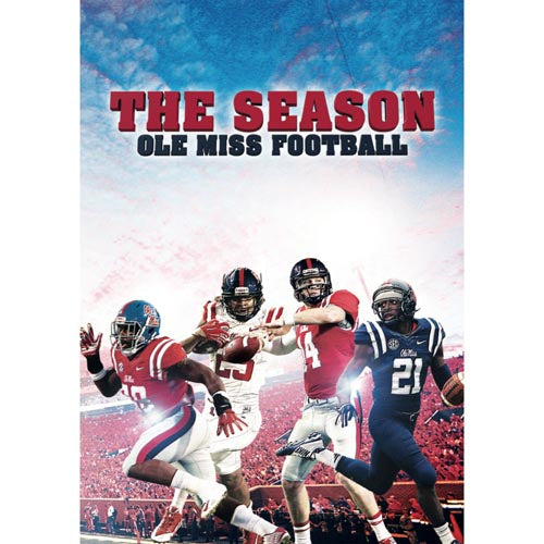 The Season: Ole Miss Football 2014 DVD
