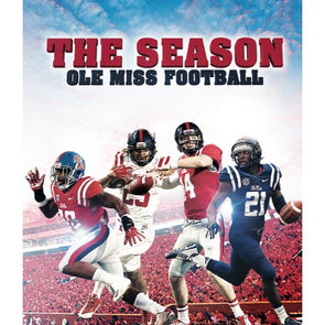 The Season: Ole Miss Football 2014 Blu-Ray DVD