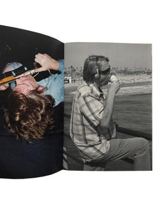 [Signed & Drawing] Lick, Ed Templeton