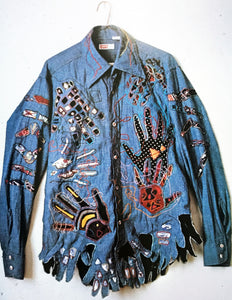 American Denim A new Folk Art, Peter Beagle & Baron Wolman