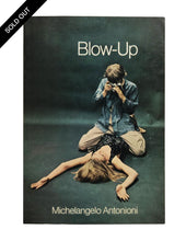 Load image into Gallery viewer, Blow-Up,  Michelangelo Antonioni