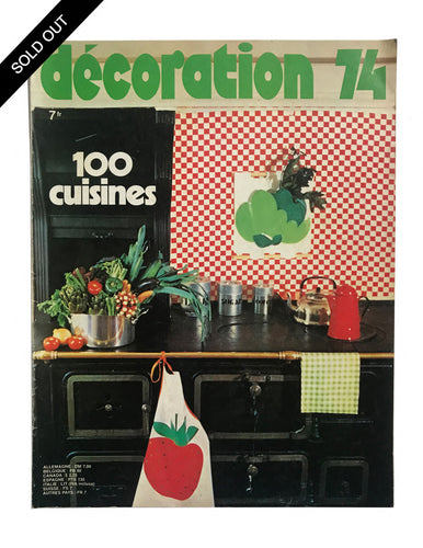 Decoration 74 · 100 cuisines