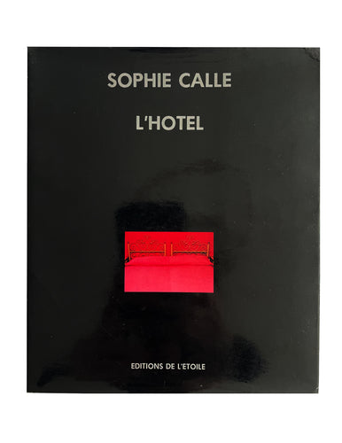 L'Hotel, Sophie Calle