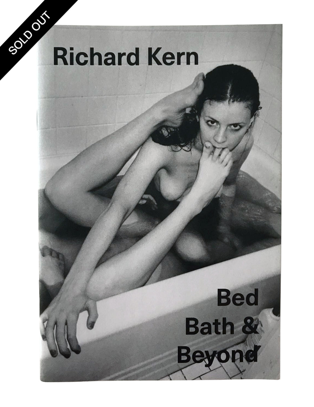 [Signed] Bed, Bath & Beyond, Richard Kern
