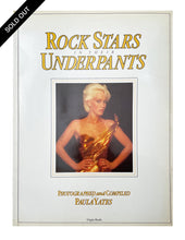Load image into Gallery viewer, Rock Stars In Their Underpants, Paula Yates