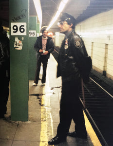 Subway New York, Willy Spiller & Sabina Lietzmann