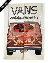 Load image into Gallery viewer, Vans and the trukin' life, Terry Cook