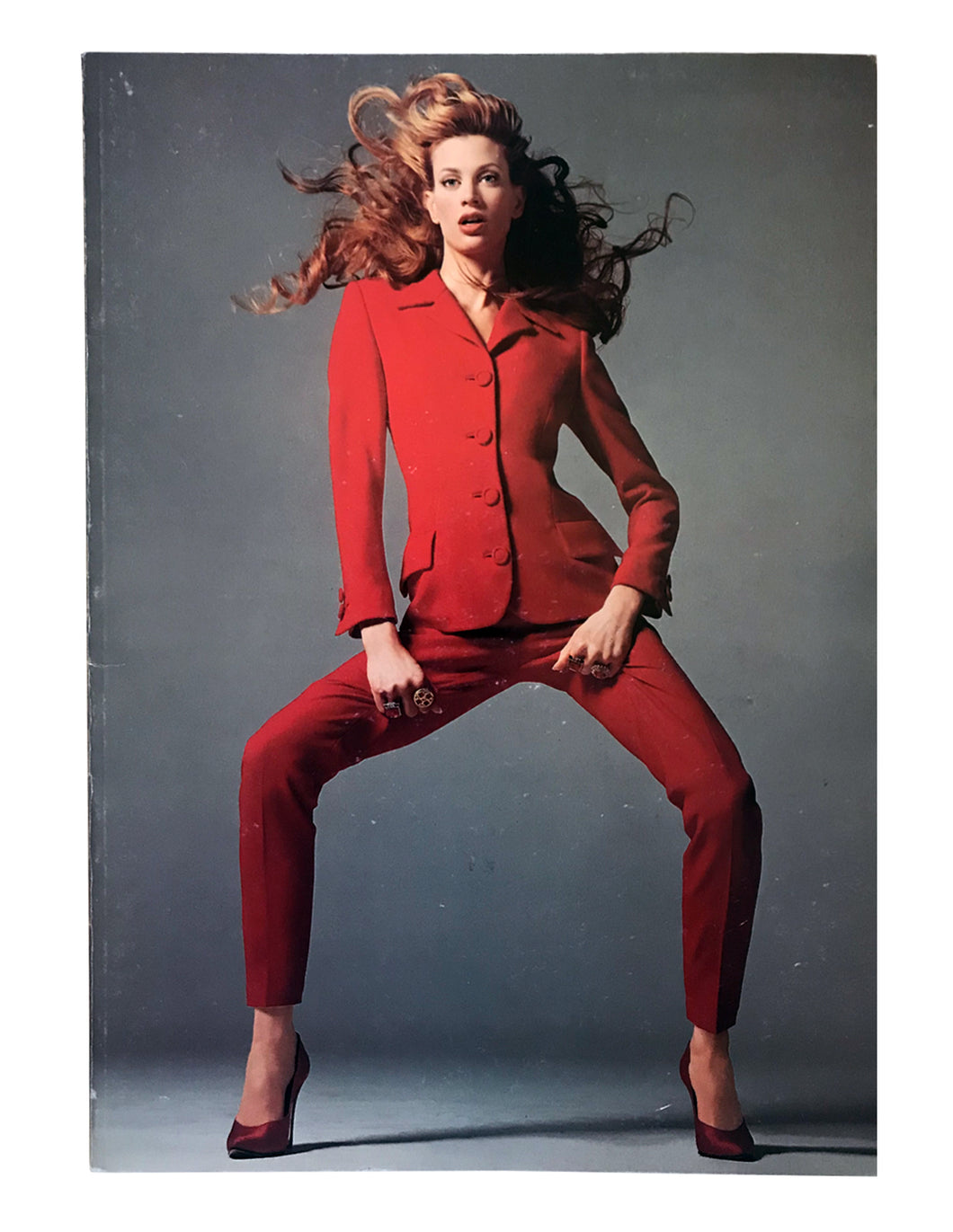 Versace, Richard Avedon