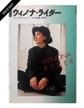 Load image into Gallery viewer, Winona Ryder Icon Book