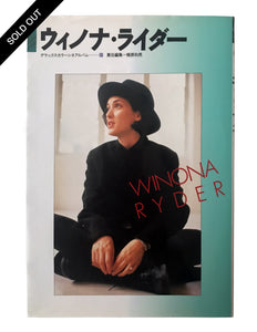 Winona Ryder Icon Book