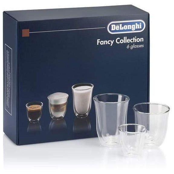 Delonghi čaše za kavu Fancy collection set (6 kom)