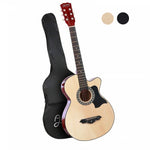 Alpha Wooden Acoustic Guitar
