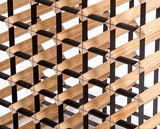 Timber Wine Rack - Home Insight