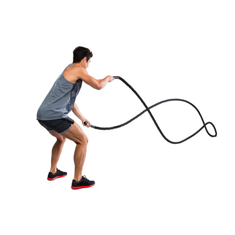 Battle Ropes - Home Insight