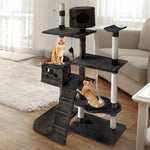 Large Cat Scratching Castle 170cm - Home Insight