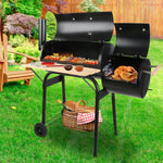BBQ Smoker & Grill - Home Insight