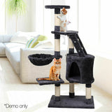 Large Cat Scratching Treehouse 120cm - Home Insight
