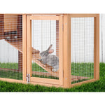 Pet Hutch (138cm)