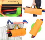 Shopping Trolley Bags x4 - Home Insight
