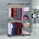 Portable Clothes Rack - Home Insight