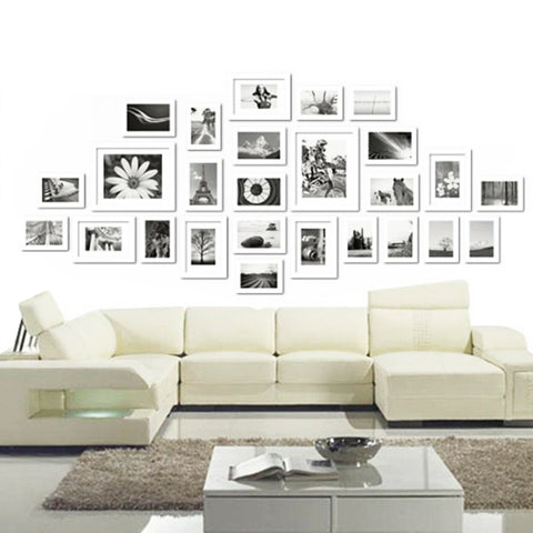 Modern Photo Frame Set - Home Insight