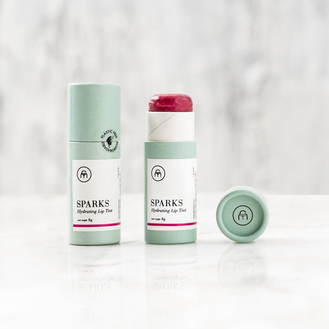 SPARKS Coloured lip balm