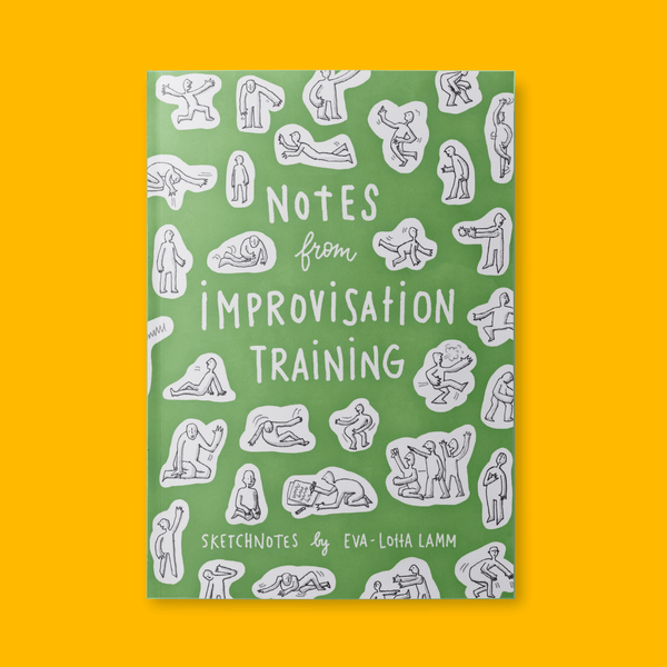 Notes from Improvisation Training – Printed version