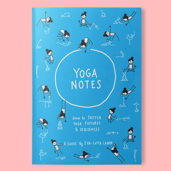 Yoganotes – Printed version (English)