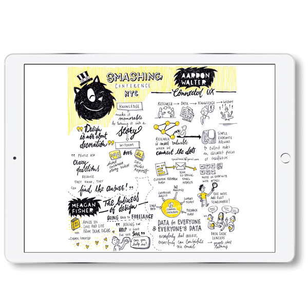Sketchnotes 2013 / 2014 – PDF version - Eva-Lotta's Shop