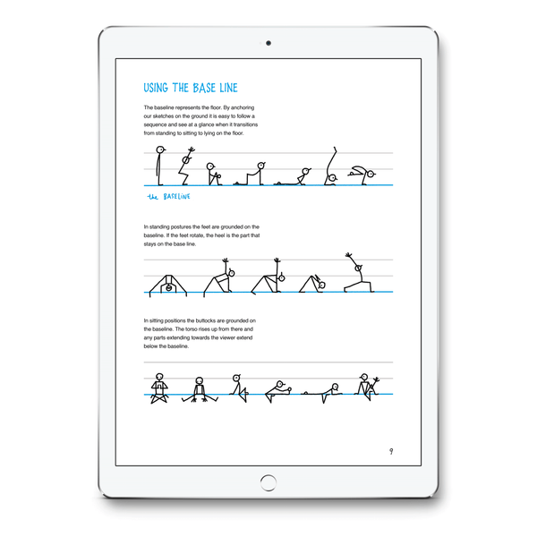 Yoganotes – PDF version (English)
