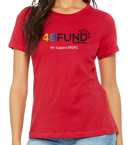 49 Fund - RED SHIRT PRIDE DAY