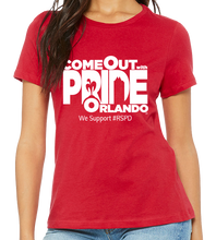 Load image into Gallery viewer, Come Out With Pride - RED SHIRT PRIDE DAY