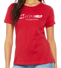 Load image into Gallery viewer, Hope & Help - RED SHIRT PRIDE DAY