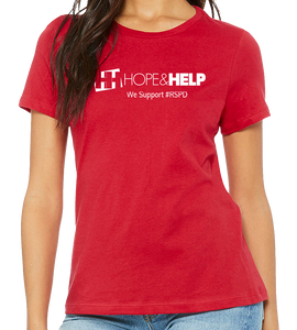 Hope & Help - RED SHIRT PRIDE DAY