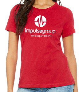 Impulse Group  - RED SHIRT PRIDE DAY