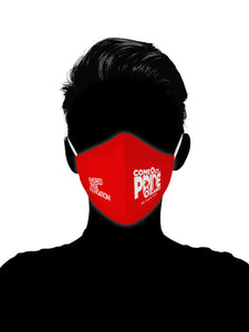 Come Out With Pride - RED SHIRT PRIDE DAY MASKS